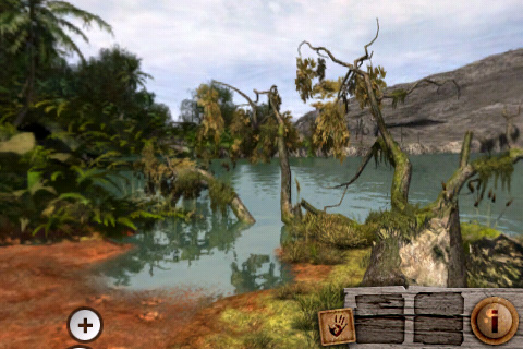 Screenshot Jules Verne's Return To Mysterious Island