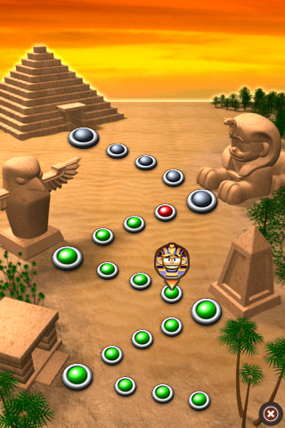 Screenshot Pharaoh's Quest
